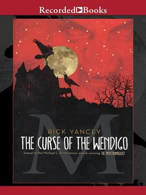 cover image of The Curse of the Wendigo