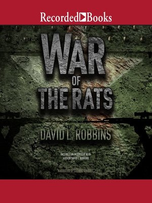 cover image of War of the Rats