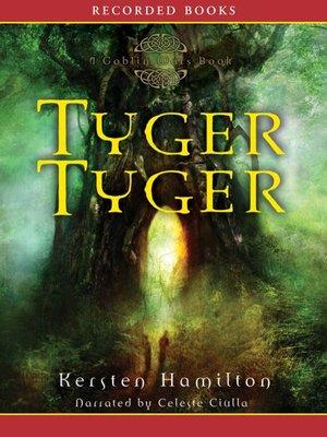cover image of Tyger Tyger