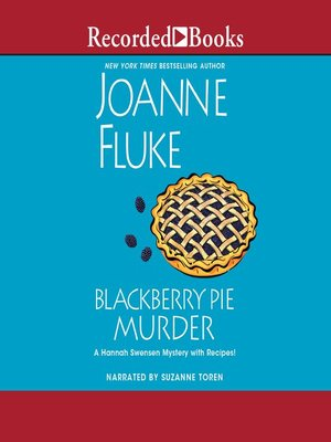 cover image of Blackberry Pie Murder