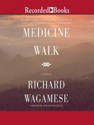 "cover image of Medicine Walk ""International Edition"""