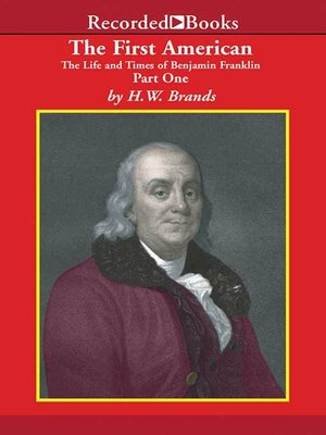 cover image of The Life and Times of Benjamin Franklin