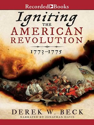cover image of Igniting the American Revolution