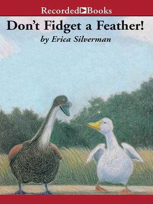cover image of Don't Fidget a Feather