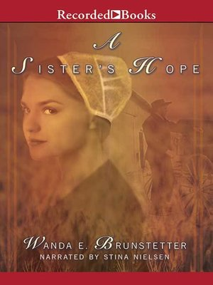 cover image of A Sister's Hope