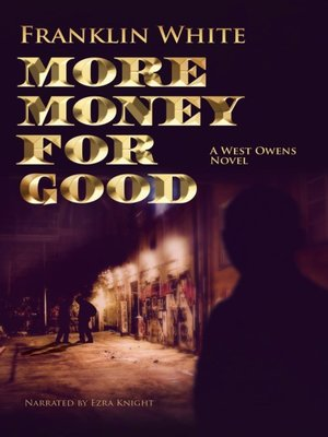 cover image of More Money for Good