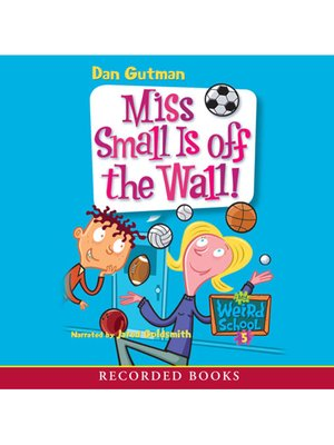 cover image of Miss Small Is off the Wall