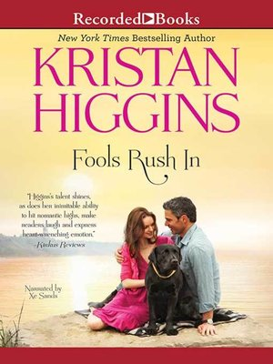 cover image of Fools Rush In
