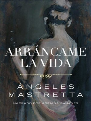 cover image of Arrancame la vida
