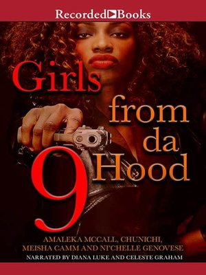 cover image of Girls From Da Hood 9