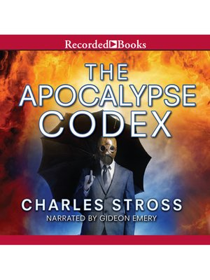cover image of The Apocalypse Codex