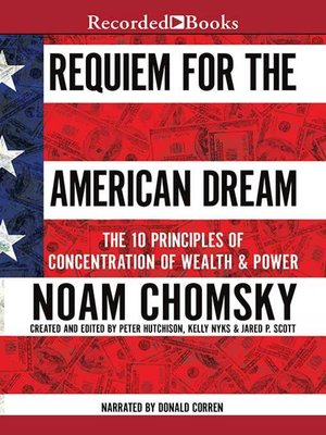 cover image of Requiem for the American Dream