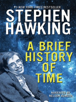 cover image of A Brief History of Time