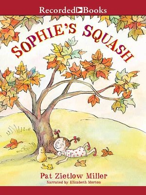cover image of Sophie's Squash