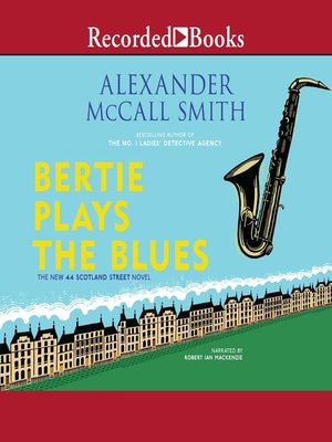 cover image of Bertie Plays the Blues