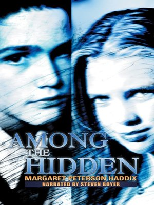 cover image of Among the Hidden