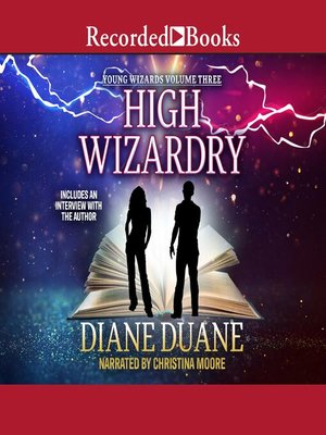 cover image of High Wizardry