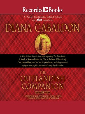 cover image of The Outlandish Companion, Volume Two