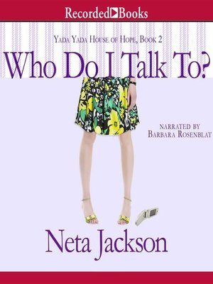 cover image of Who Do I Talk To?