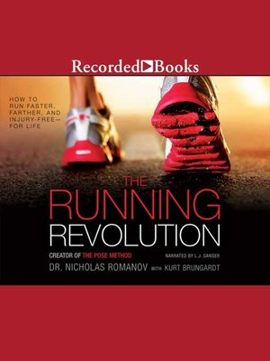 cover image of The Running Revolution