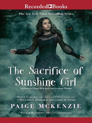 cover image of The Sacrifice of Sunshine Girl
