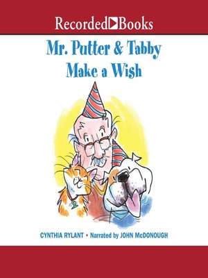 cover image of Mr. Putter & Tabby Make a Wish