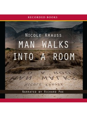 cover image of Man Walks Into a Room