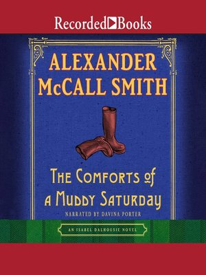 cover image of The Comforts of a Muddy Saturday
