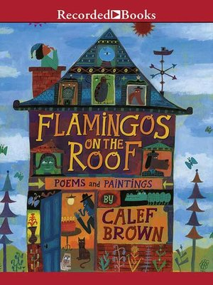 cover image of Flamingos on the Roof