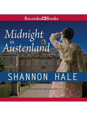 cover image of Midnight in Austenland