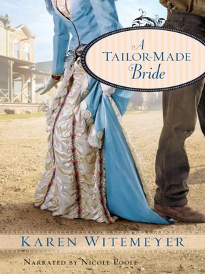 cover image of A Tailor-Made Bride