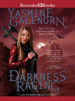 cover image of Darkness Raging