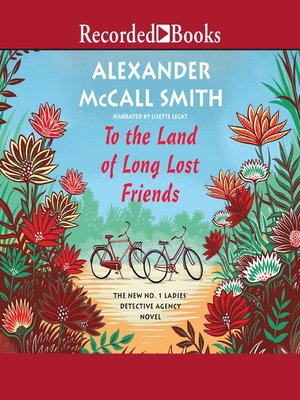 cover image of To the Land of Long Lost Friends
