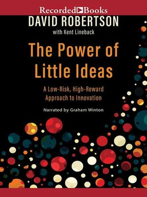 cover image of The Power of Little Ideas