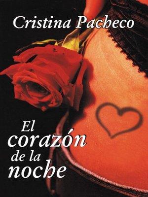 cover image of El corazon de la noche (The Heart of the Night)