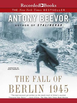 cover image of The Fall of Berlin 1945
