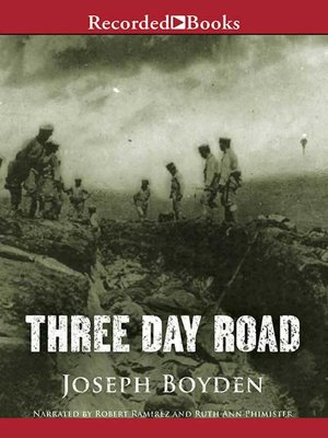 cover image of Three Day Road