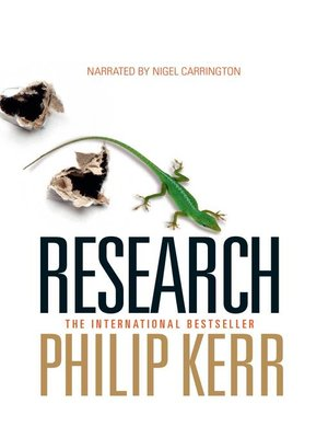 cover image of Research