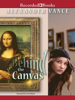 cover image of Behind the Canvas