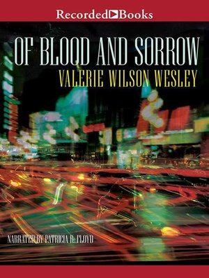 cover image of Of Blood and Sorrow