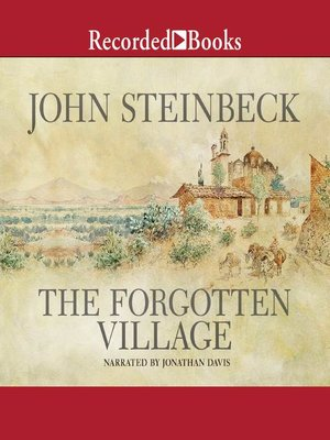 cover image of The Forgotten Village