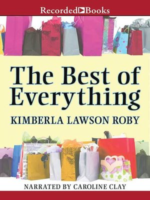 cover image of The Best of Everything
