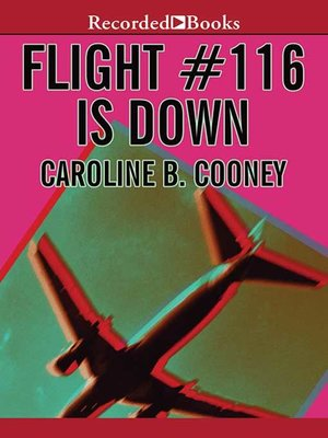 cover image of Flight #116 Is Down