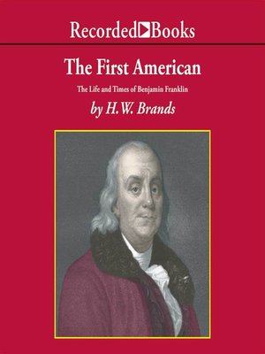 cover image of The First American