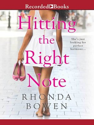 cover image of Hitting the Right Note