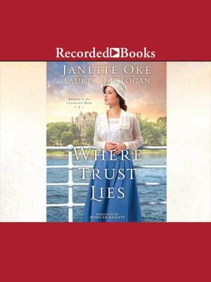 cover image of Where Trust Lies
