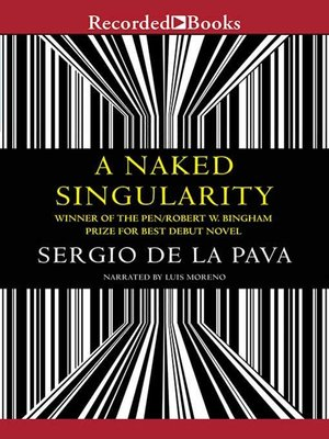 cover image of A Naked Singularity
