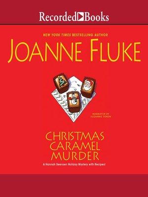 cover image of Christmas Caramel Murder
