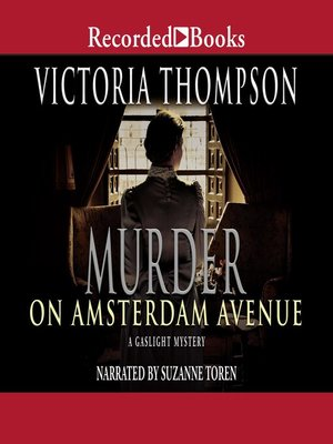 cover image of Murder on Amsterdam Avenue