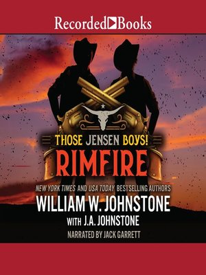cover image of Rimfire